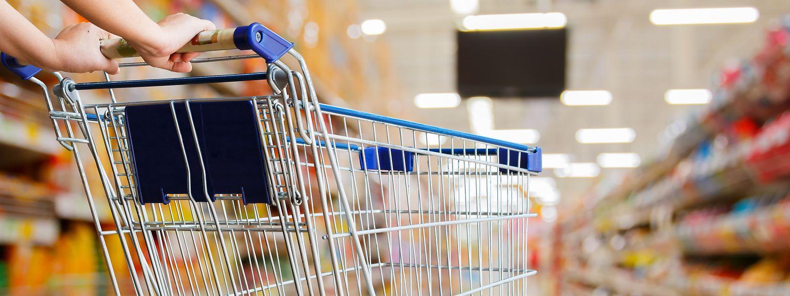 Die Ausgaben für Nahrungsmittel gehören zu den größten Ausgabenposten eines Duchschnittshaushaltes.