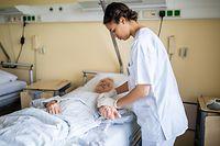 Die Kranken- und Hilfspfleger machen 75 Prozent des Gesundheitspersonals in Luxemburg aus.