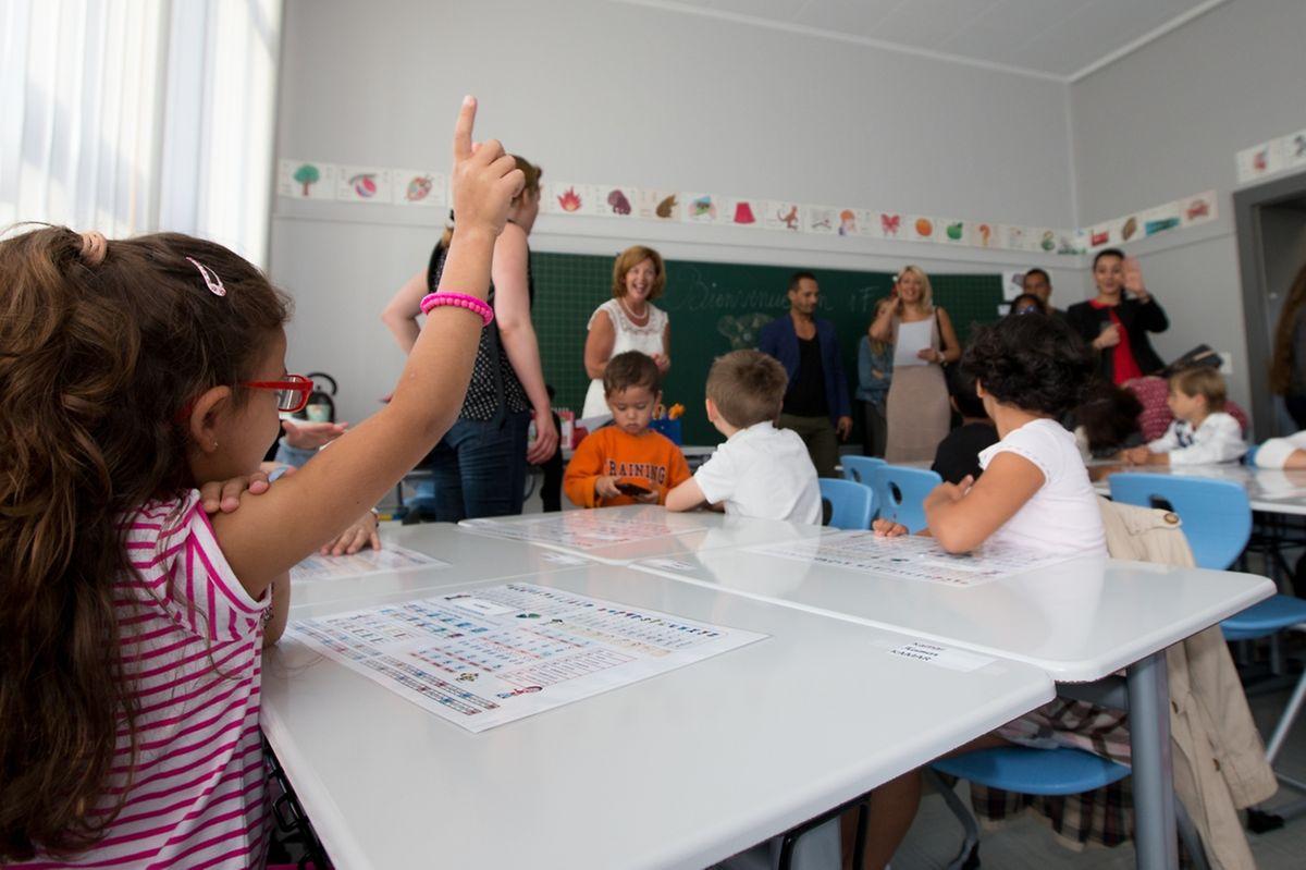 Die EIDD soll die luxemburgische Schullandschaft ergänzen, erklärte Bildungsminister Claude Meisch