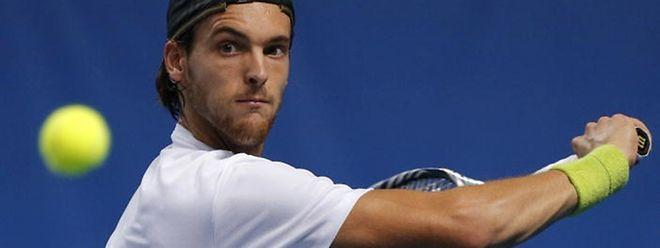 Mais uma final para o melhor jogador português de ténis