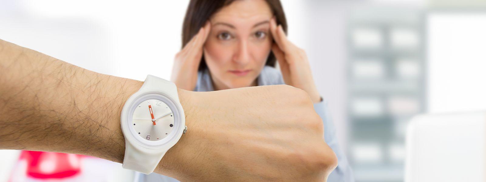 Les heures supplémentaires sont le premier facteur de déséquilibre entre vie privée et vie professionnelle.