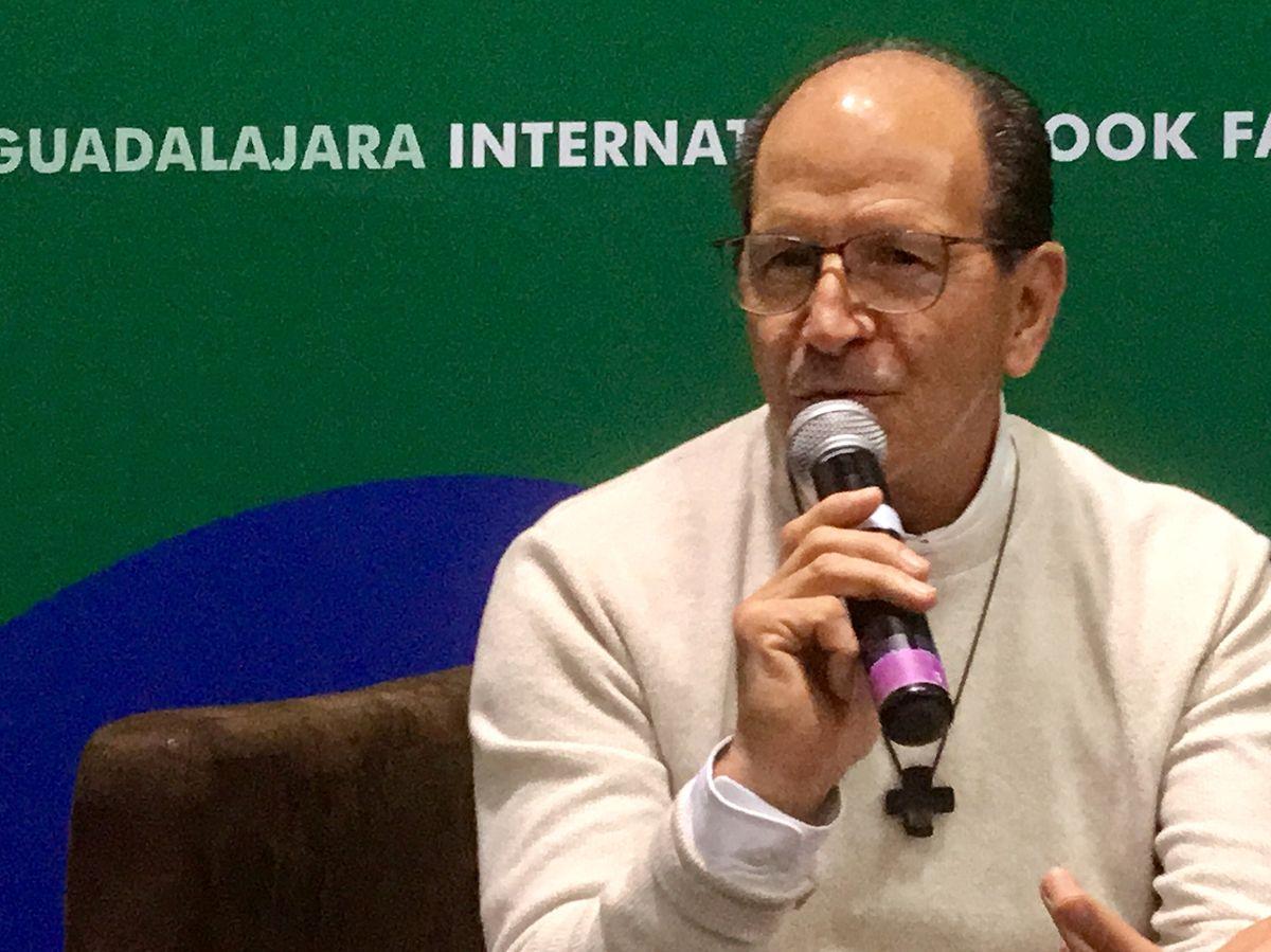 Pfarrer Alejandro Solalinde kümmert sich in Mexiko um Migranten.