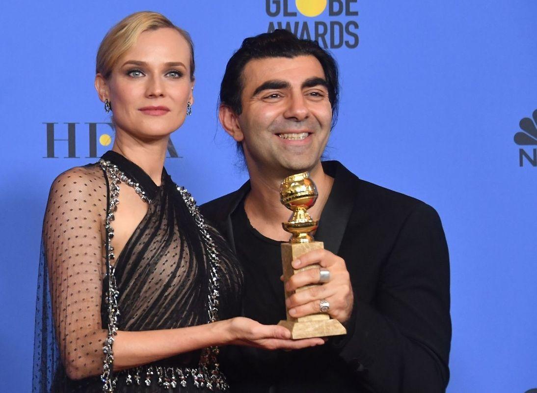 Diane Kruger et Fatih Akin