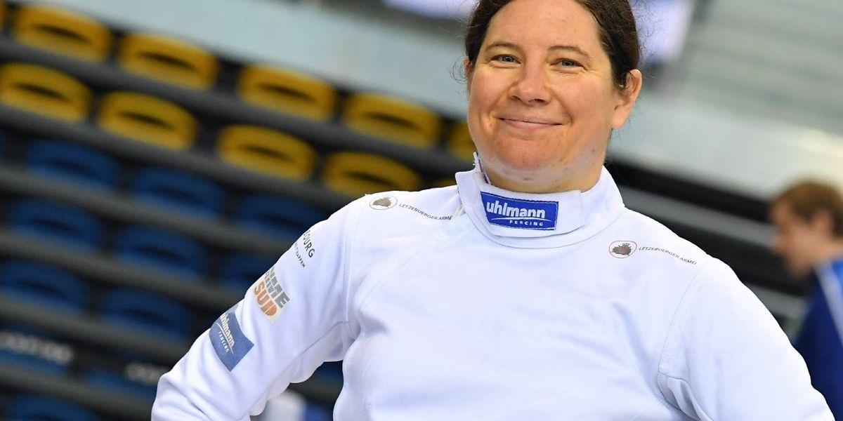 Lis Fautsch gewinnt in Madrid zwei von sechs Duellen.