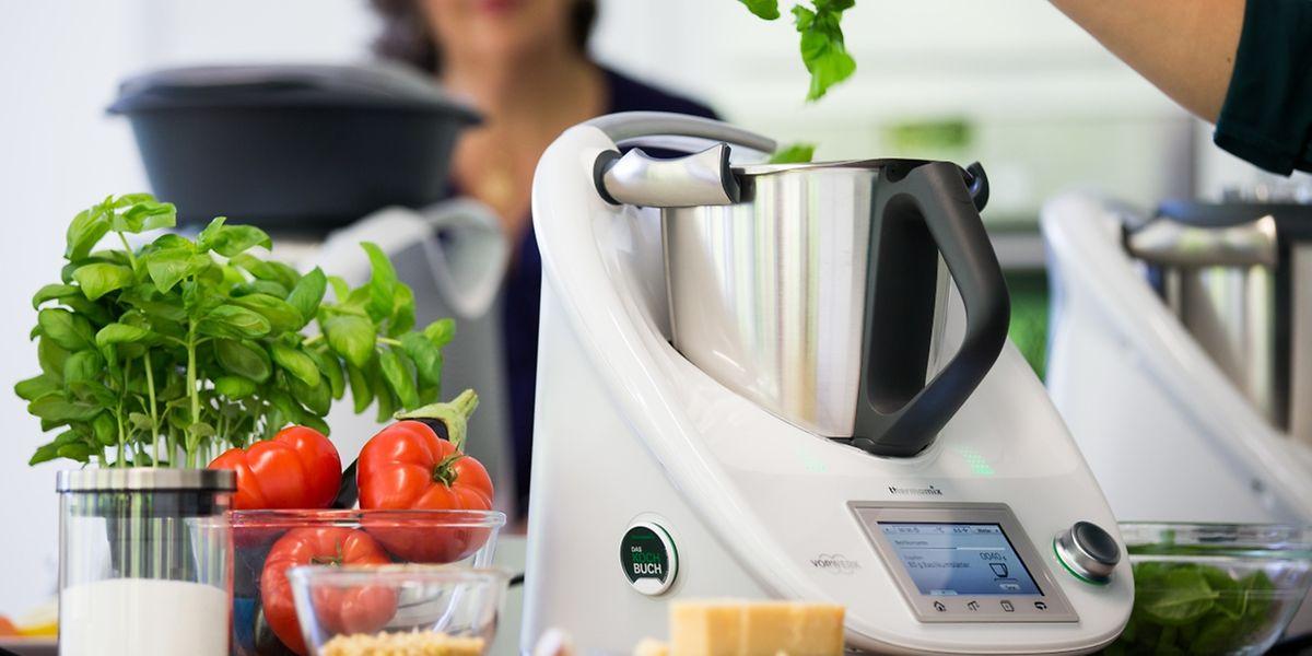 Küchenmaschinen nehmen viel Arbeit ab - doch die richtige zu finden, ist gar nicht so einfach.