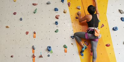 Groupe Alpin Lux runs courses for adults and children