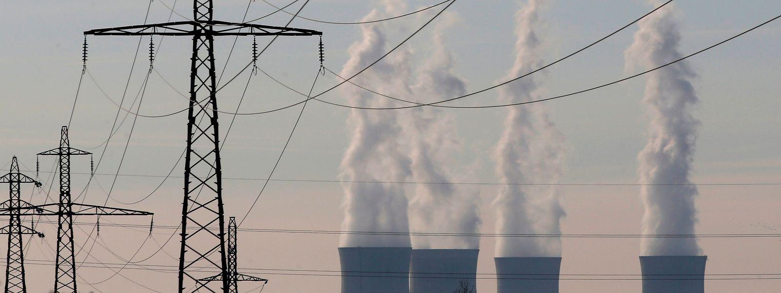 La production nucléaire pèse encore 39% dans le mix énergétique belge.