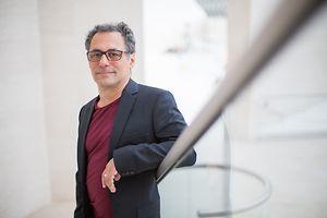 Enrico Lunghi ist seit 2009 Direktor des Mudam.