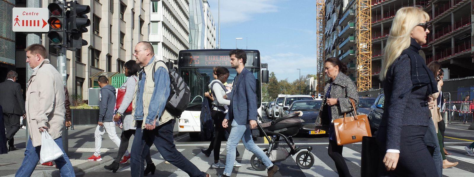 Près de 111.000 des 122.000 résidents de la capitale sont issus de pays de l'Union européenne.