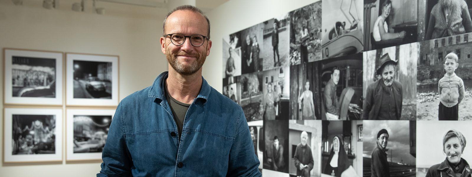 Wie aus den insgesamt 220.000 Bildern aus dem Erbe Pol Aschmans auswählen? Zusammen mit der Fotothek der Stadt versuchte Christian Aschman eine große Breite des Schaffens von Pol Aschman darzustellen; letztlich auch, um einer neuen Generation zu zeigen, welche Kontexte darin schlummern.