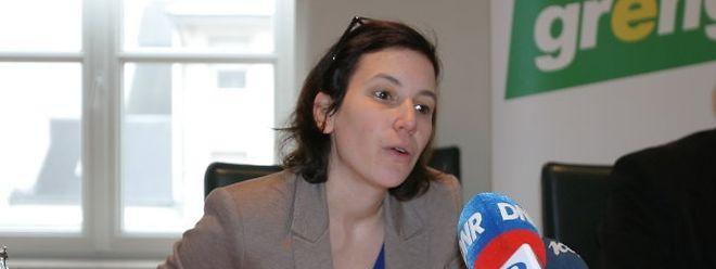 Sam Tanson: «On ne peut pas dire sérieusement que l'accord de coalition manque de vision pour la Ville»