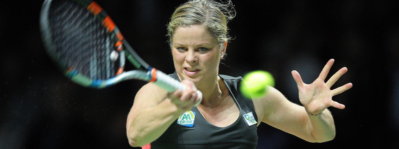 Kim Clijsters a remporté cinq fois le tournoi de Luxembourg