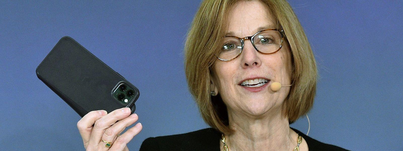 Apples Datenschutz-Chefin Jane Horvath.