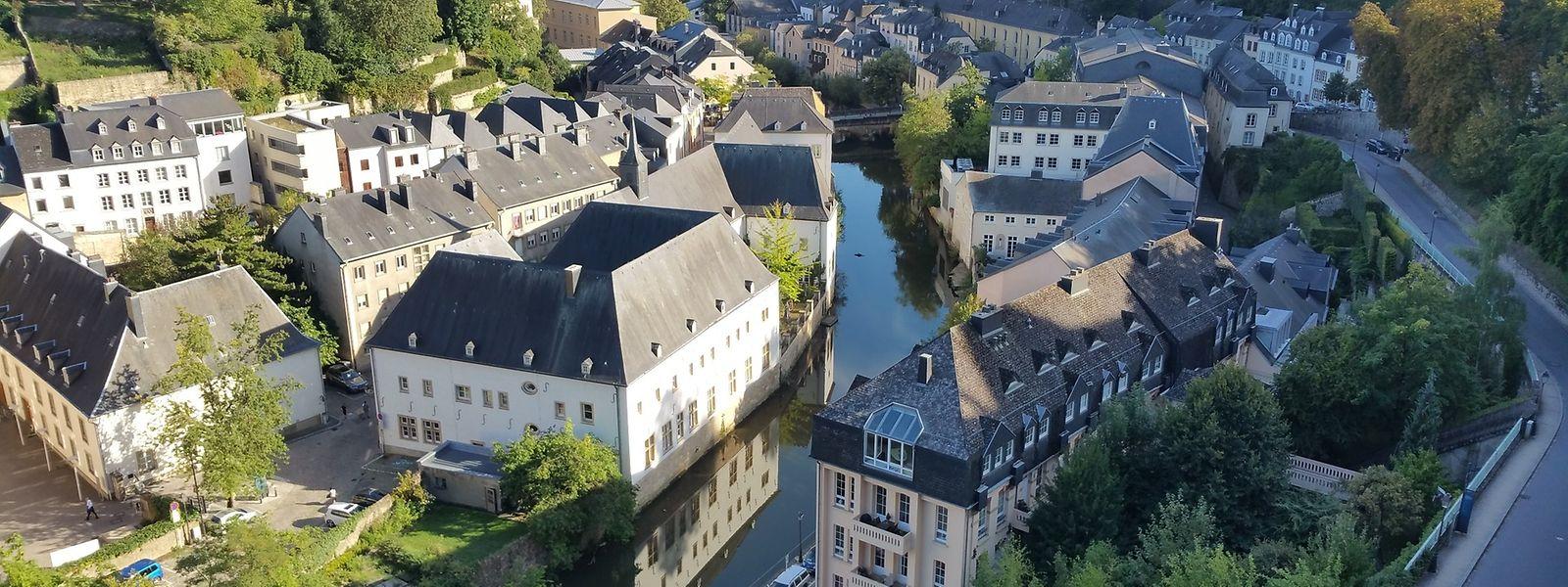 Luxemburg zählt zu den 20 Städten mit der höchsten Lebensqualität weltweit.