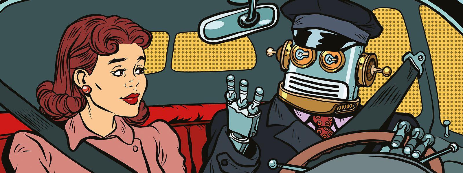 Noch vor 60 Jahren dachten Experten, dass Maschinen und Roboter uns jegliche Form von Arbeit in der nahen Zukunft abnehmen.