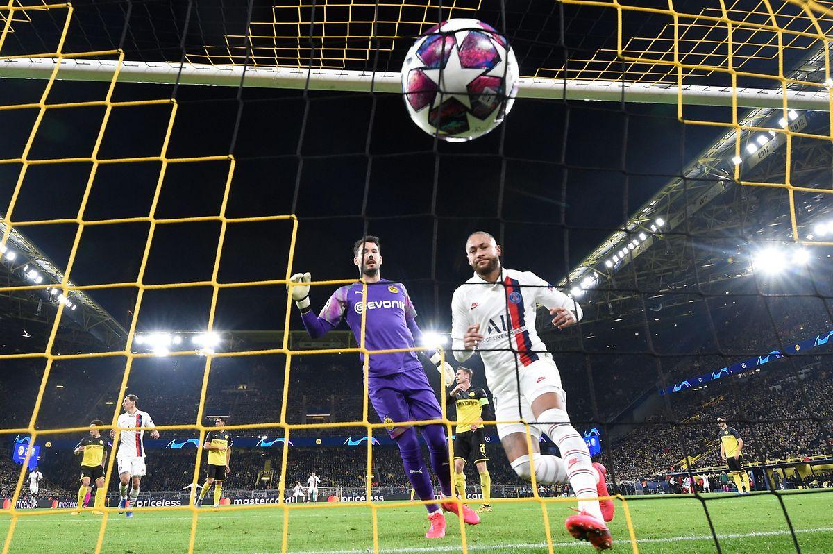 Le but inscrit par Neymar pourrait s'avérer décisif au retour