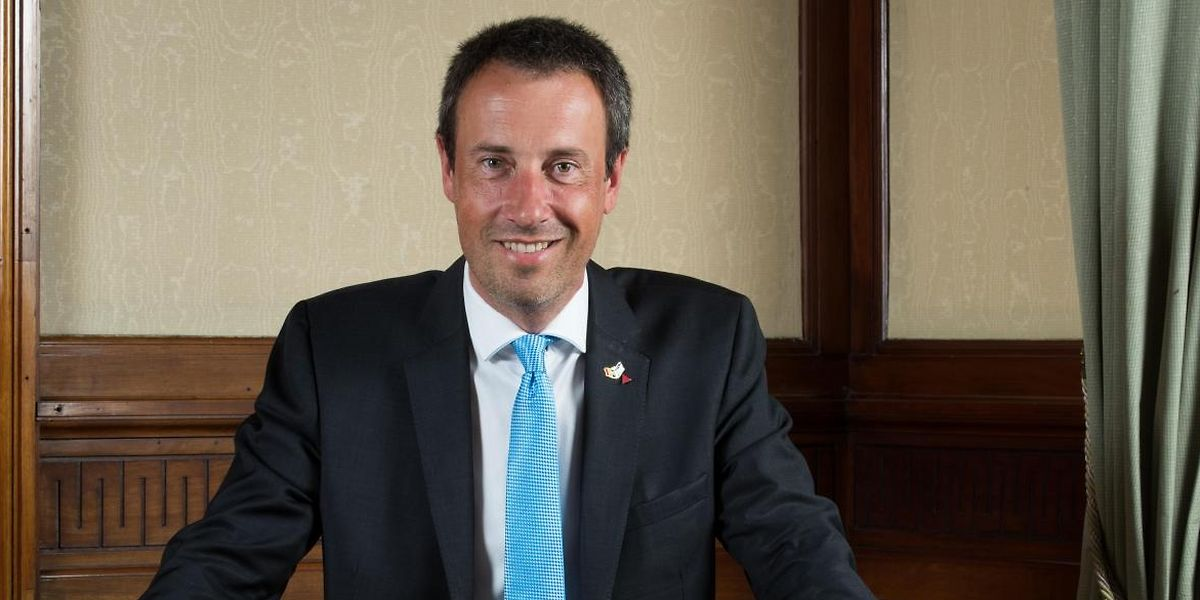 Philippe Goffin a pris la succession de Didier Reynders à la tête de la diplomatie belge.