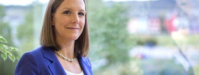 Vom Bürgermeisteramt auf die Oppositionsbank: Joëlle Elvinger.