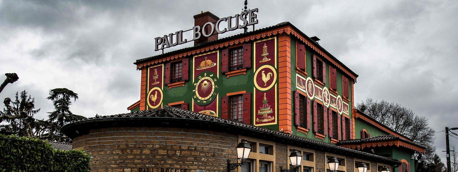 """Das Restaurant """"L'auberge du Pont de Collonges"""" nahe Lyon, das dem französischen Spitzenkoch Paul Bocuse gehörte, rangiert künftig nicht mehr in der höchsten Kategorie im Guide Michelin."""