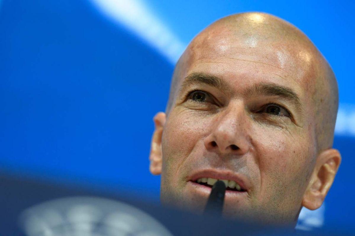 Zinédine Ziodane: «Mercredi avant le match, il y aura certainement un peu plus de pression»