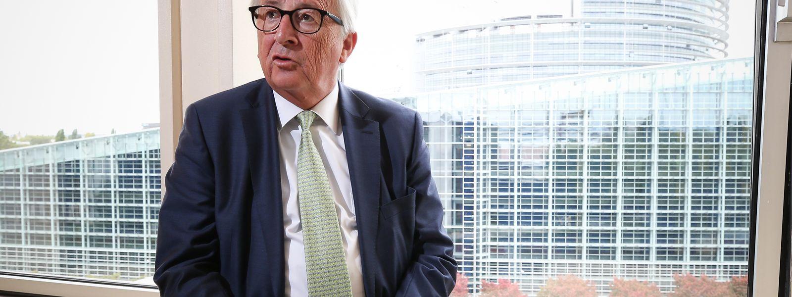 Harter Job: Als Kommissionschef muss man Meister der Gleichgewichte sein.