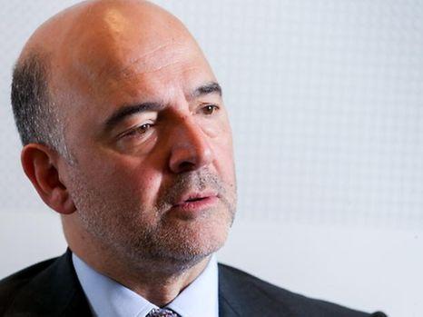 O comissário europeu para os Assuntos Económicos e Financeiros, Pierre Moscovici, reiterou que as regras têm que ser aplicadas com inteligência para Portugal e Espanha