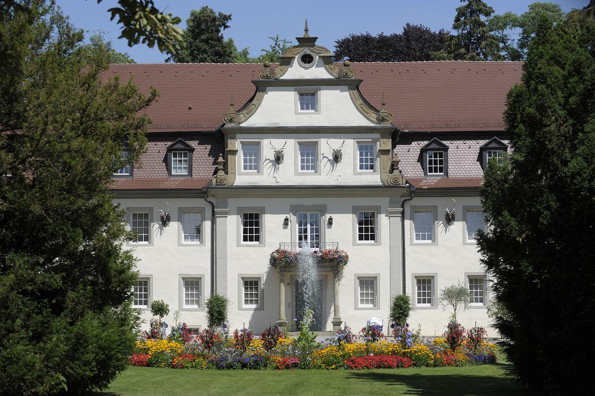 Jagdschloss des Wald & Schlosshotels Friedrichsruhe