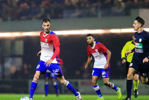 Nächste lange Pause für Fußball-Nationalspieler Bensi