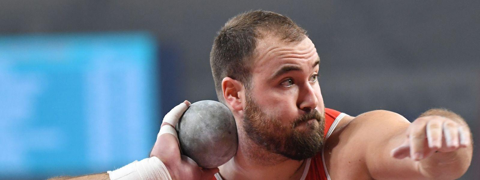 Bob Bertemes é um dos atletas que vai representar as cores luxemburguesas.