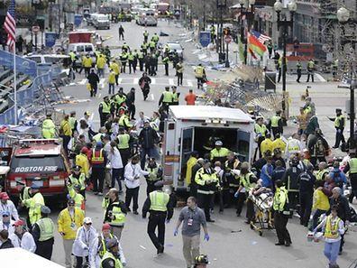 Krankenwagen waren schnell zur Stelle. Foto:
