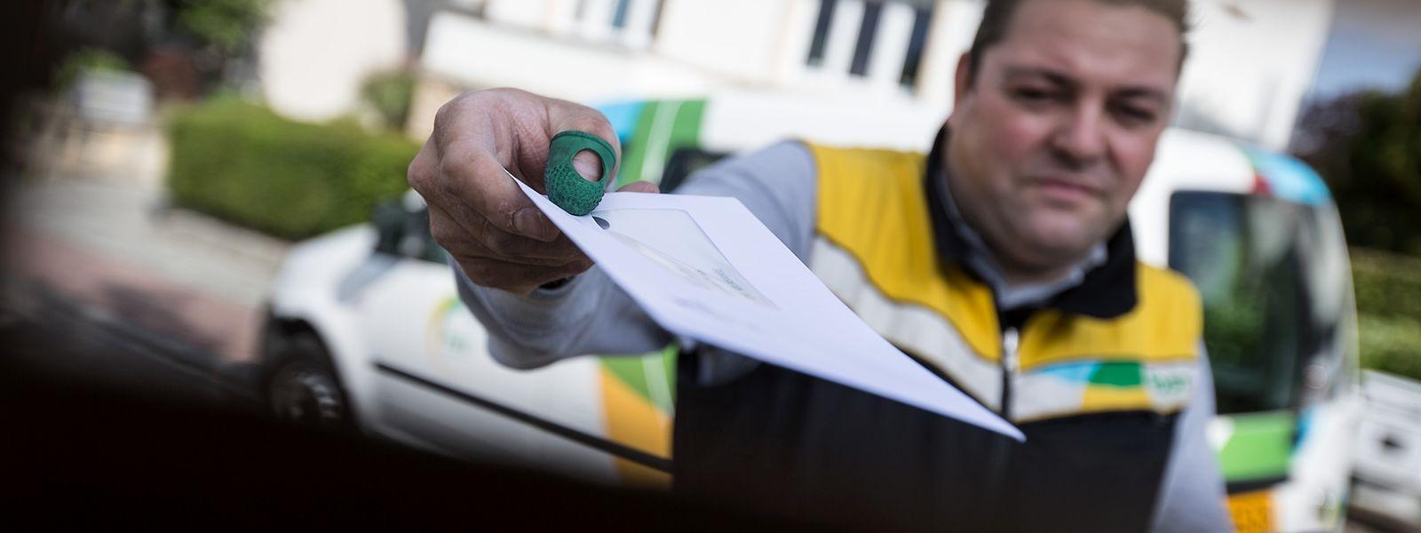 Der Briefversand der Post erreichte trotz boomender elektronischer Kommunikation erst 2012 seinen Höhepunkt. Seitdem geht dieser mit zwei bis drei Prozent pro Jahr langsam zurück.