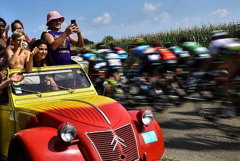 Tour de France 2021 startet in Brest