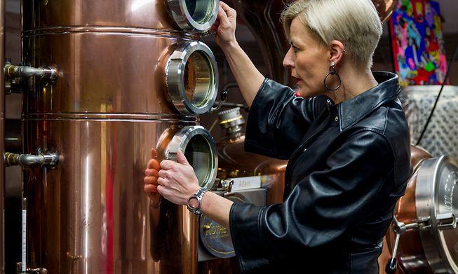 Distiller Caroline Adam-Von Langendonck
