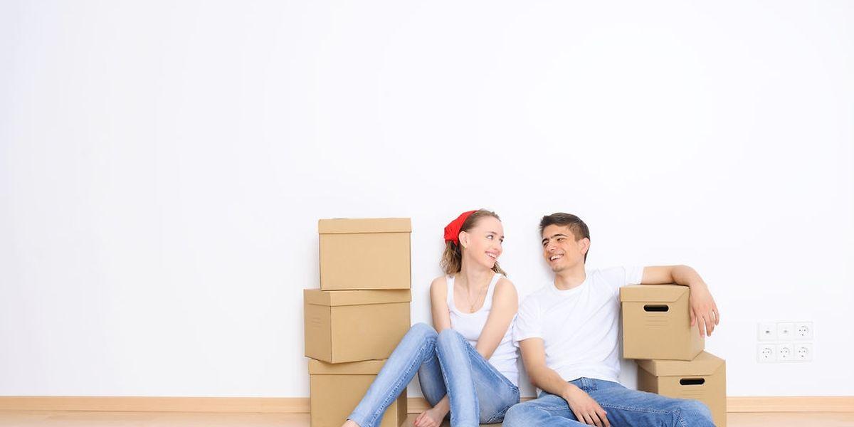 Ausziehen ist nicht leicht, vor allem wenn eine Alternative fehlt. In Luxemburg geben 35 Prozent der jungen Leute an, dass nicht genügend erschwinglicher Wohnraum zur Verfügung steht.