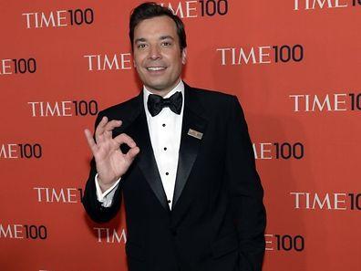 Jimmy Fallon will host the Golden Globes ceremony on Sunday