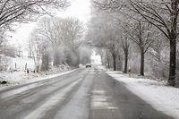Lok , Schnee , Limpach , Foto:Guy Jallay/Luxemburger Wort