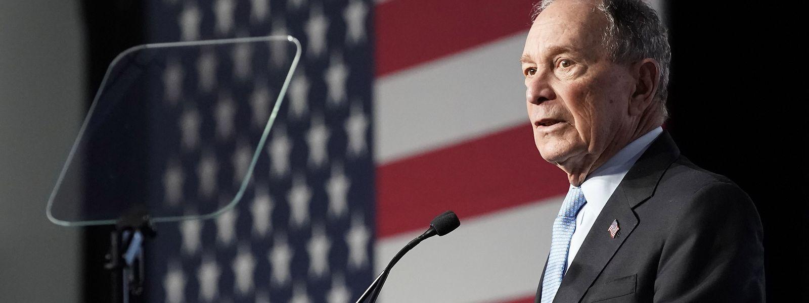 Pour Michael Bloomberg, le premier vrai test électoral n'aura lieu que lors du «Super Tuesday», le 3 mars