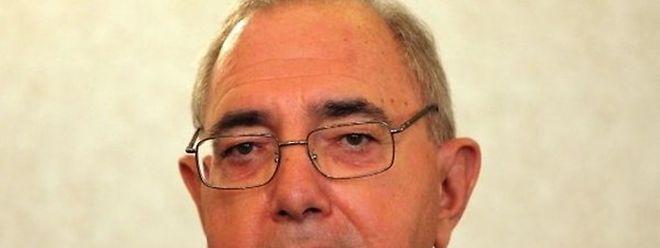 O ministro dos Negócios Estrangeiros português, Rui Machete