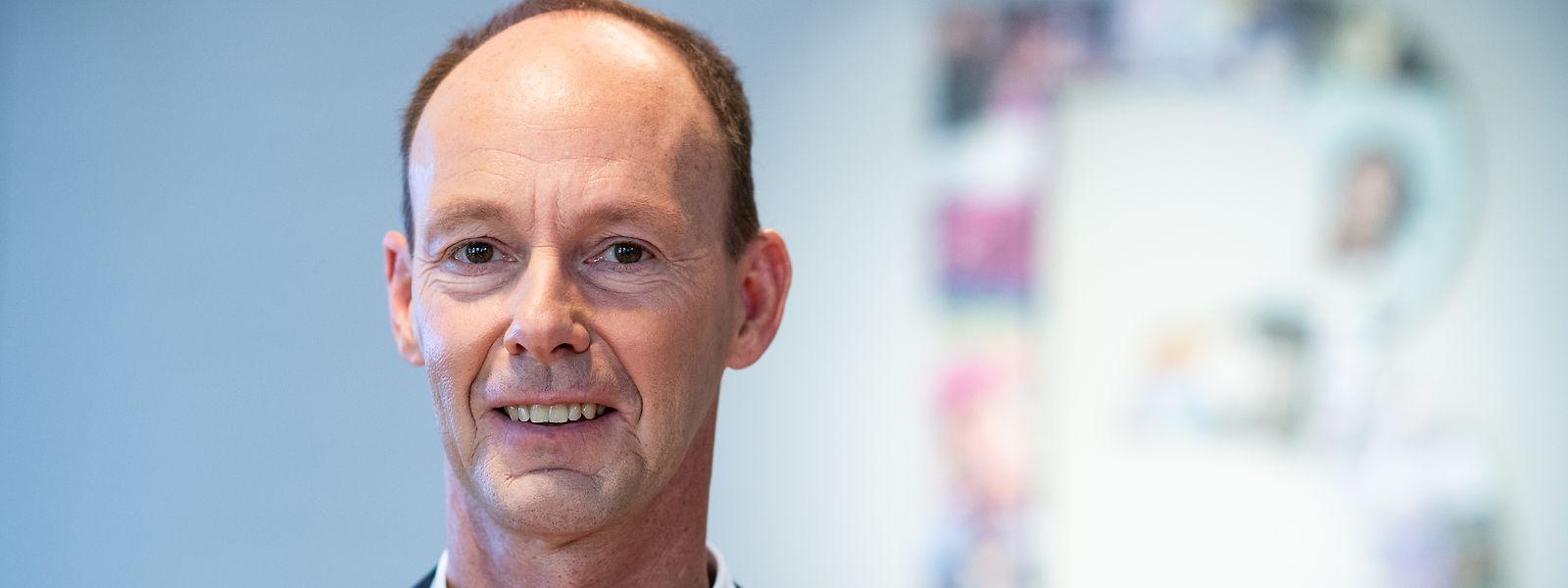 La baisse du chiffre d'affaires a été compensée «par des réductions de coûts», explique le PDG du groupe Thomas Rabe.