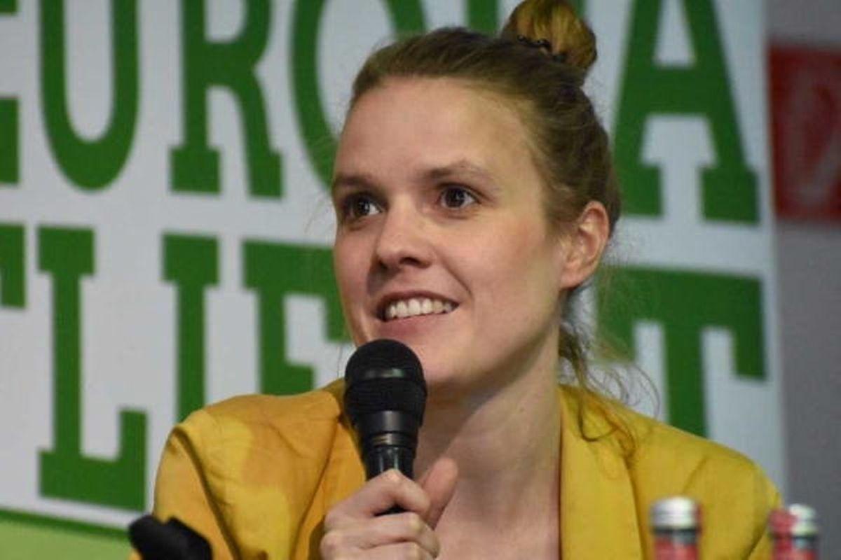 Mit 27 wurde Terry Reintke ins Europaparlament gewählt. Sie gehört zu den jüngsten Abgeordneten.