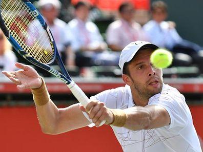 Gilles Muller wartet weiter auf seinen ersten Titel auf der ATP-Tour.