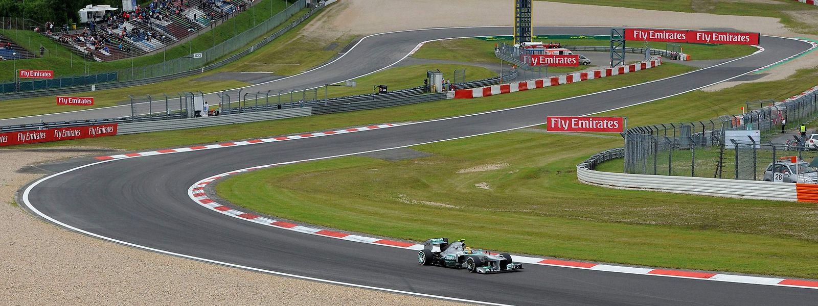 2020 wird die Formel 1 zum 40. Mal auf dem Nürburgring gastieren.