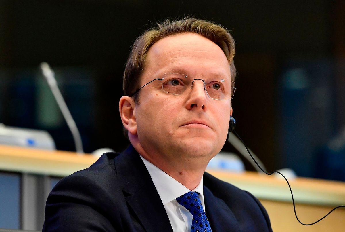Le candidat hongrois, Oliver Varhelyi, n'est pas parvenu à convaincre les eurodéputés au cours de son audition et devra répondre à des questions écrites