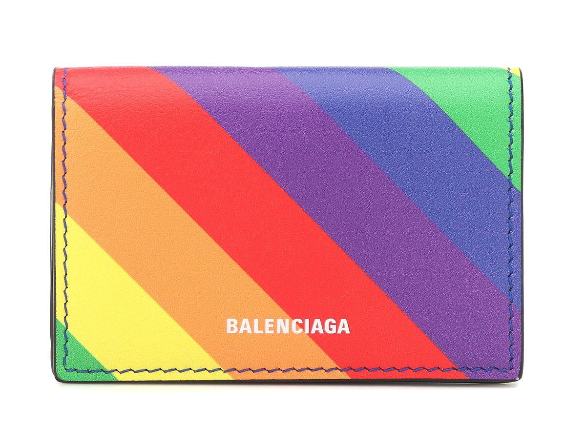 Portemonnaie von Balenciaga, um 350 Euro.
