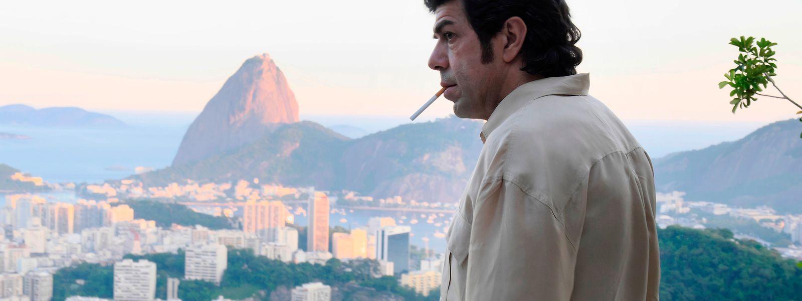 Pierfrancesco Favino spielt Tommaso Buscetta, den ersten sizilianischen Mafiaboss, der ausssagt.