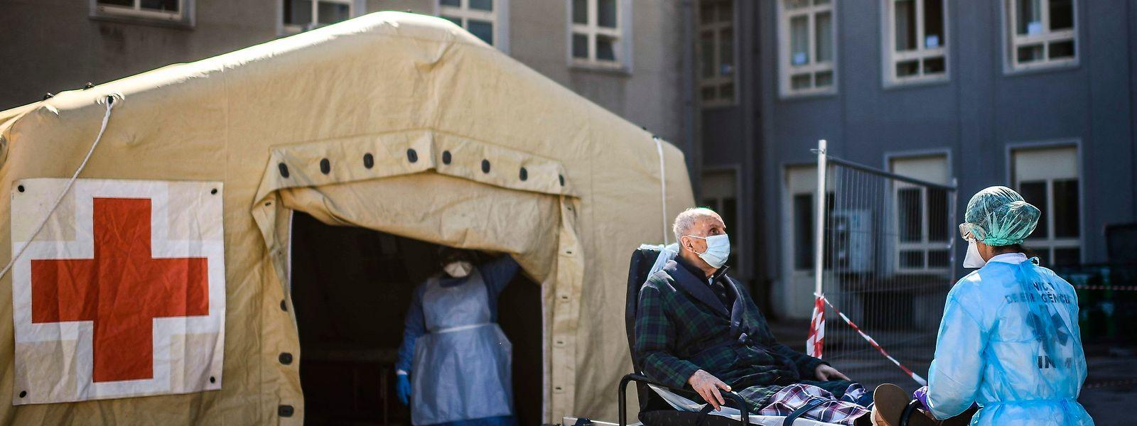 Malgré un service de santé à bout, la situation reste contrôlée dans les hôpitaux du pays