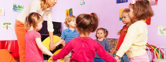 Le ministre de l'Education nationale, Claude Meisch avait tablé sur l'accueil de 5.600 enfants de travailleurs frontaliers à moyen terme dans les crèches et maisons-relais.