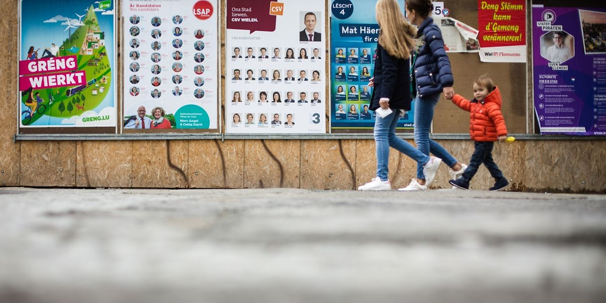 3.575 Kandidaten werden sich am 8. Oktober den Wählern stellen.