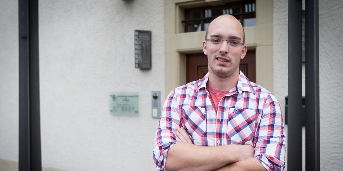 Jérôme Seiler wird künftig die Geschicke der Gemeinde Heffingen leiten.