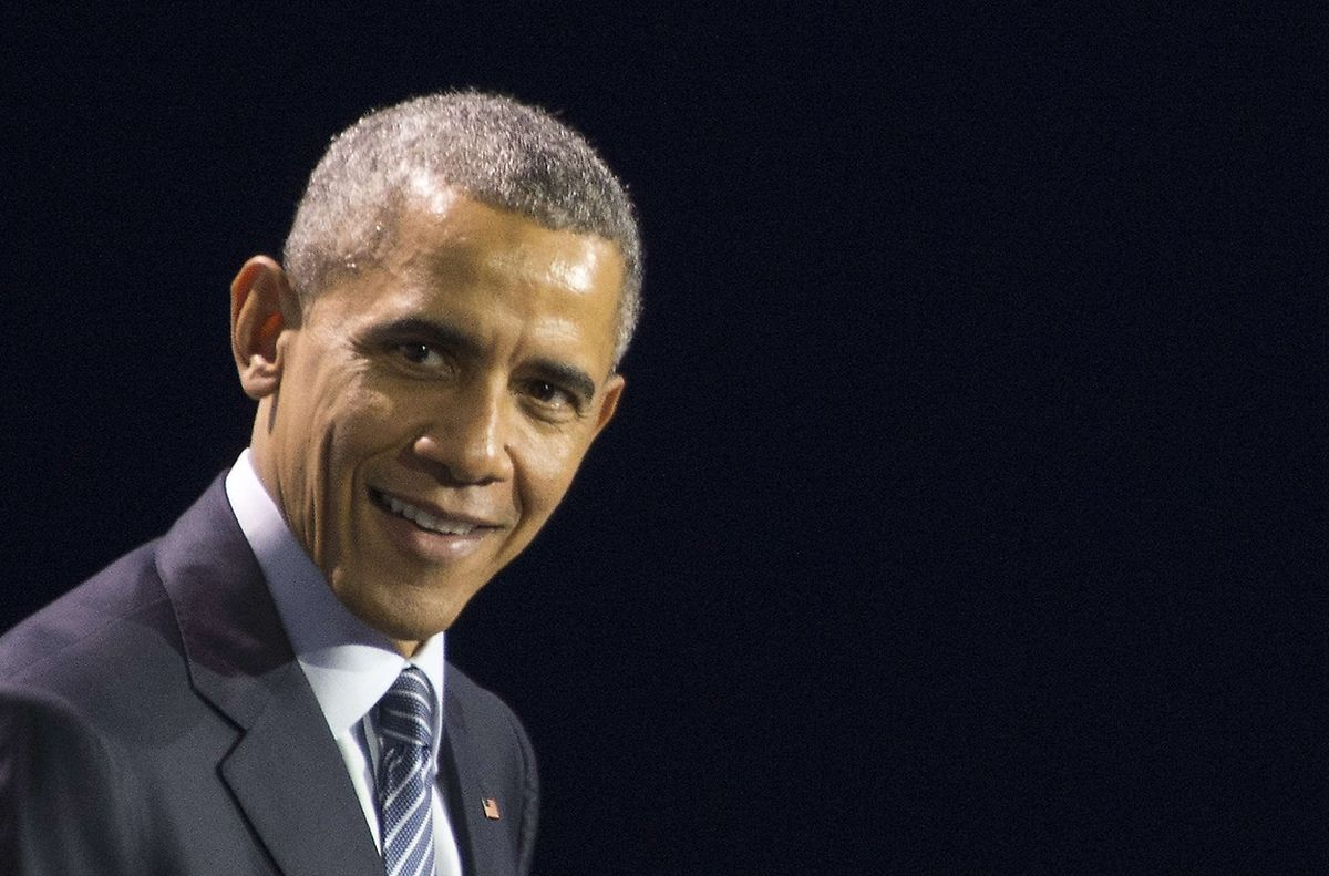US Präsident Barack Obama  warnte vor nationalen Egoismen.